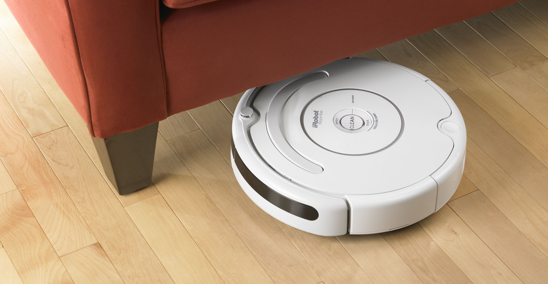 2. iRobot Roomba Vacuum Cleaning Robot