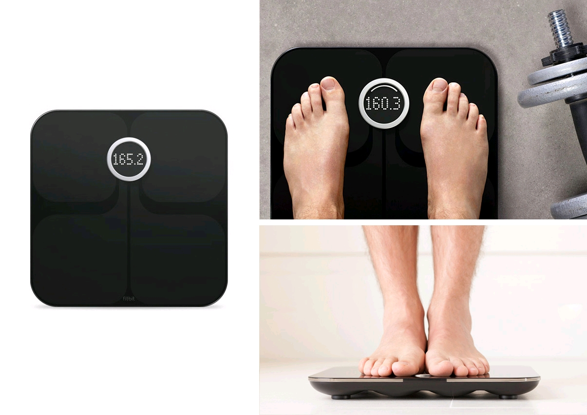 3. Fitbit Aria Wi-Fi Smart Scale review