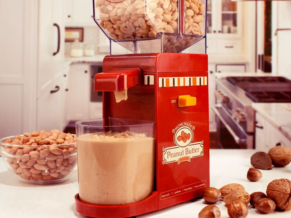 4. The Vintage Peanut Butter Grinder
