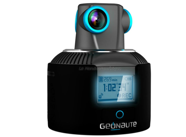 9. The Geonaute Action Camera