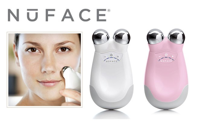 5. NuFace - Top 10 Beauty Gadgets