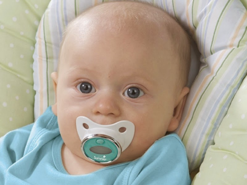5. Pacifier thermometer