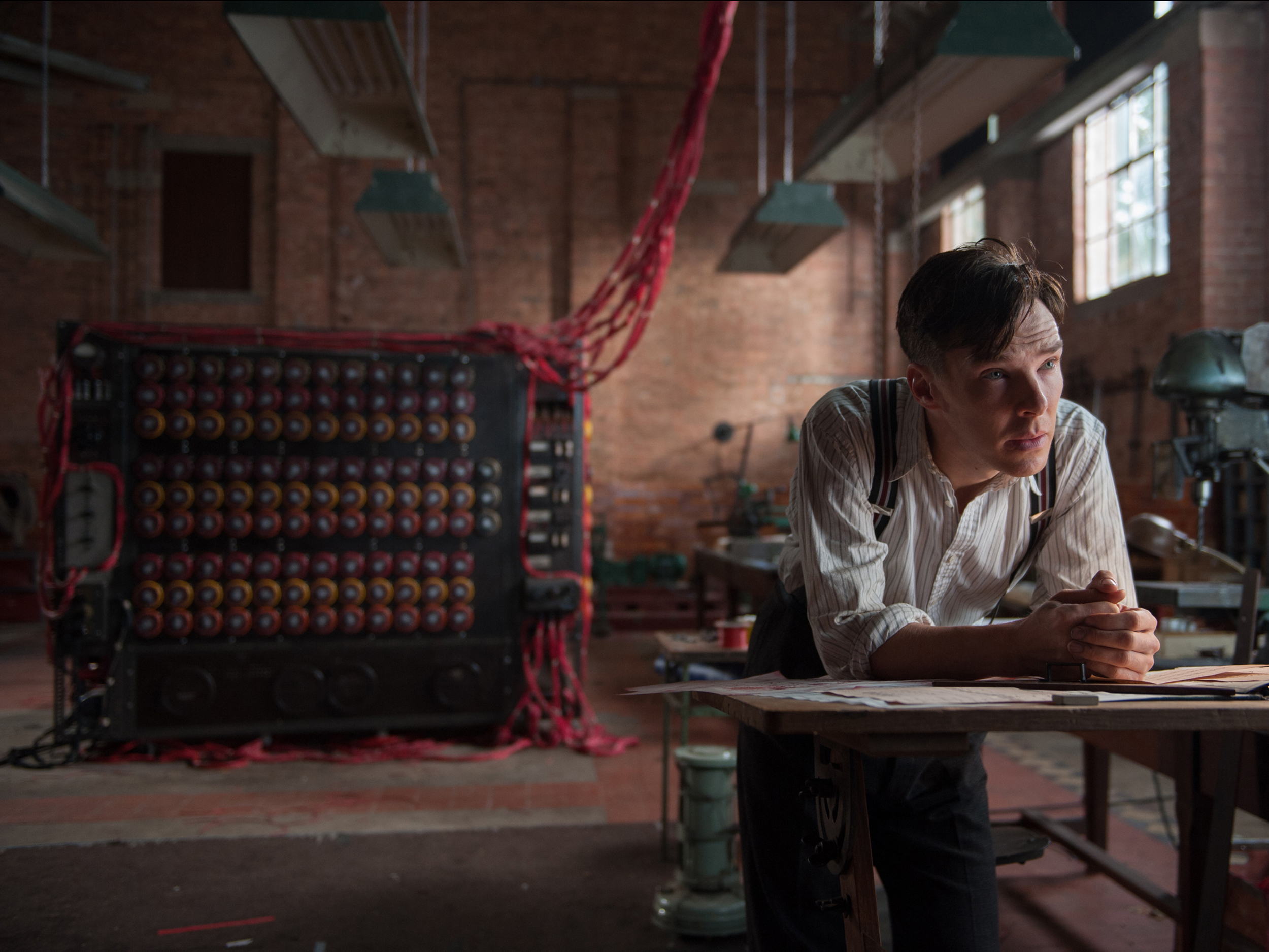 5. The Imitation Game - Bletchley Park, North of London