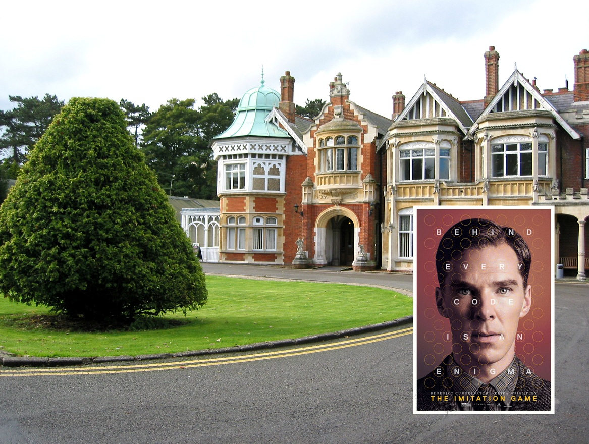5. The Imitation Game- Bletchley Park, North of London