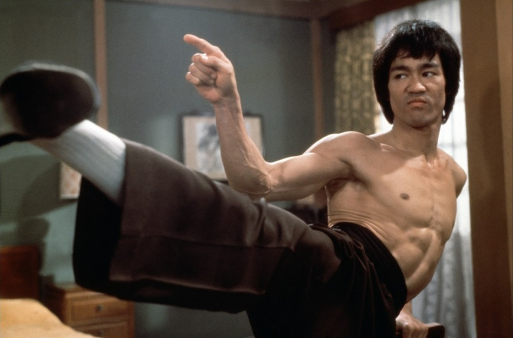 7. Dragon- The Bruce Lee Story