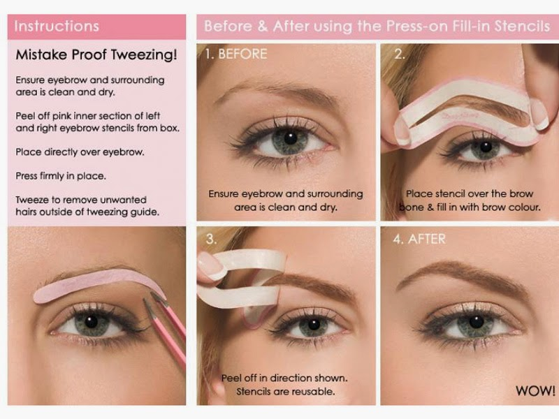 Guide to the Perfect Eyebrows