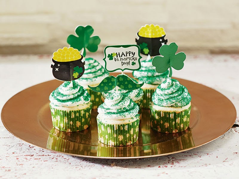 10 Delicious Green Treats for St. Patrick's Day