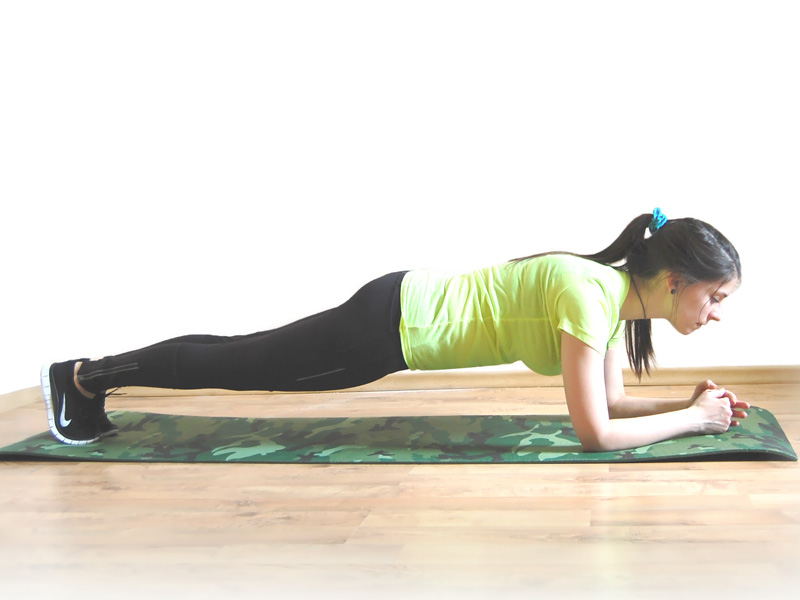 10 Reasons To Do Plank Exercises