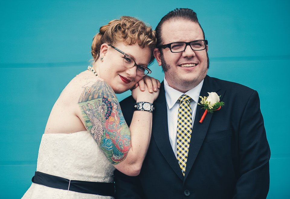 5 Reasons to Love Being a Tattooed Bride