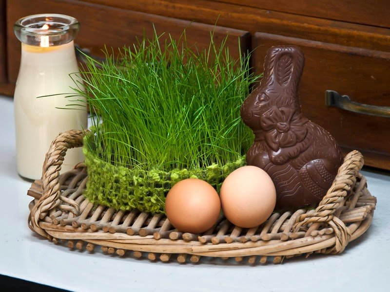 8 Ways to Make Healthier Easter Baskets