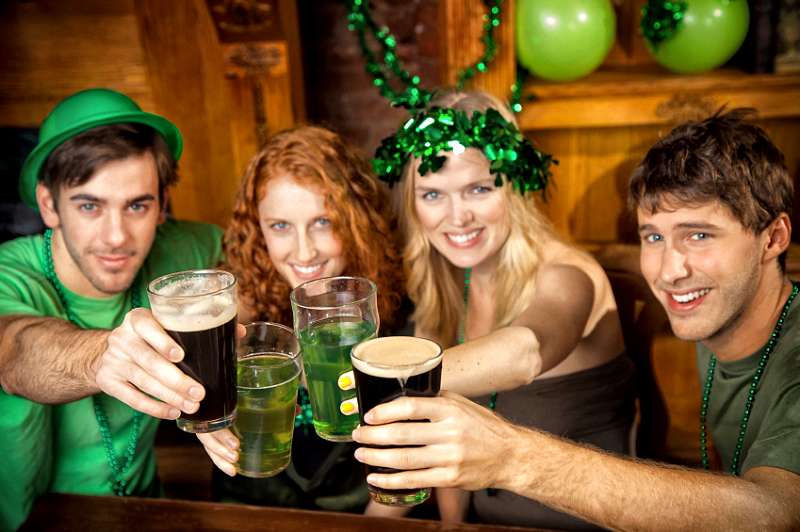 St. Patty's Day – Cool Places To Celebrate the Green Holiday