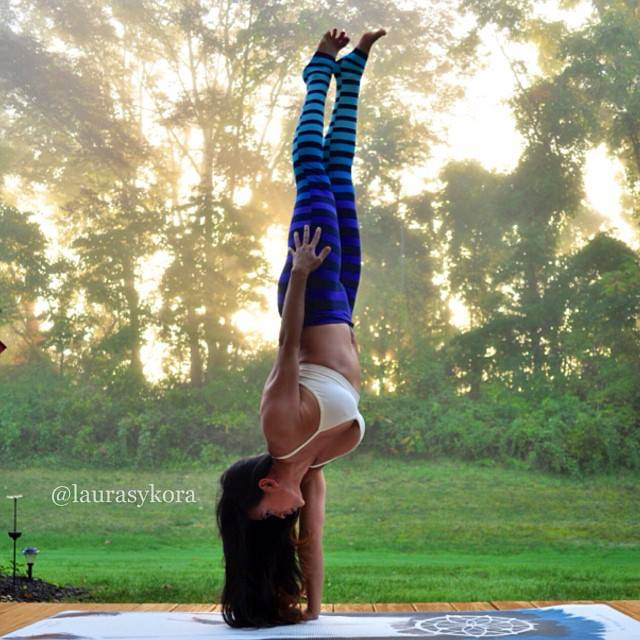 Yoga Enthusiast Laura Kasperzak - A Woman Who Became an Internet Sensation