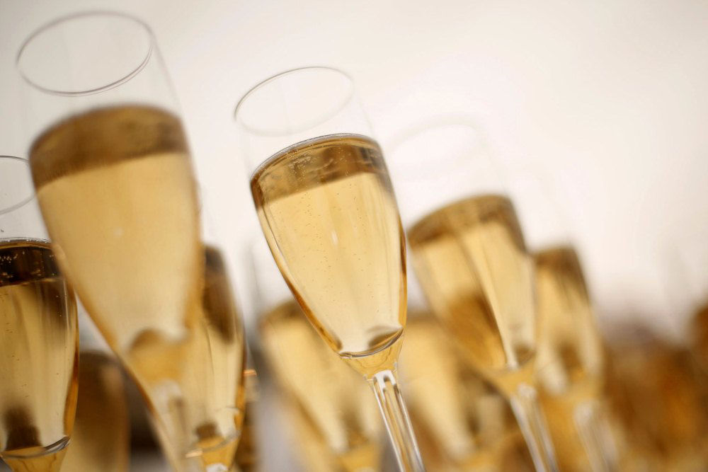 11. How to Keep Champagne Bubbly