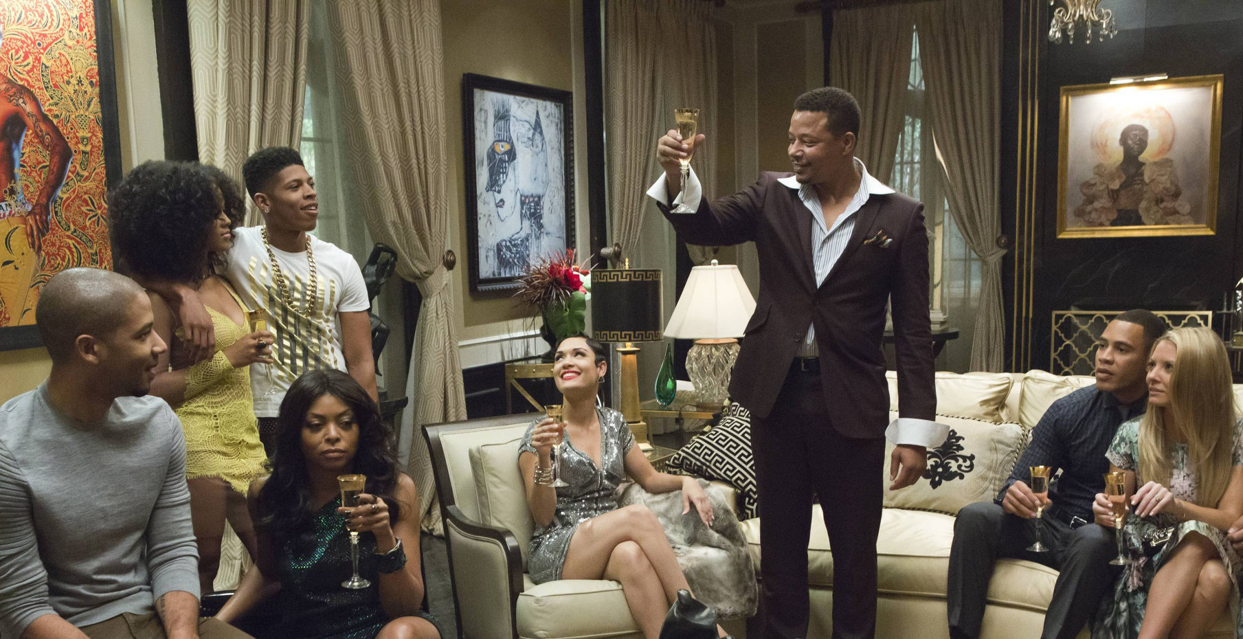 Get The Scoop On  'EMPIRE' Cast
