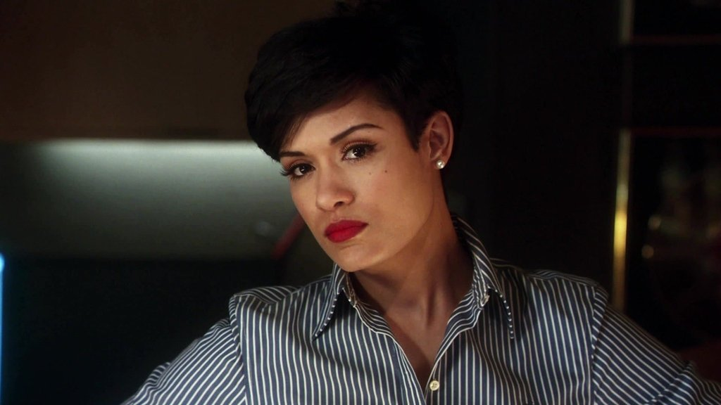 Grace Gealey (Anika)