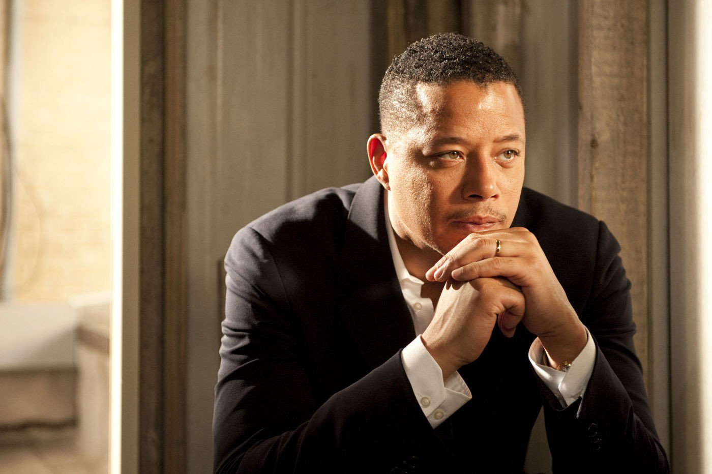 Terrence Howard (Lucious Lyon)