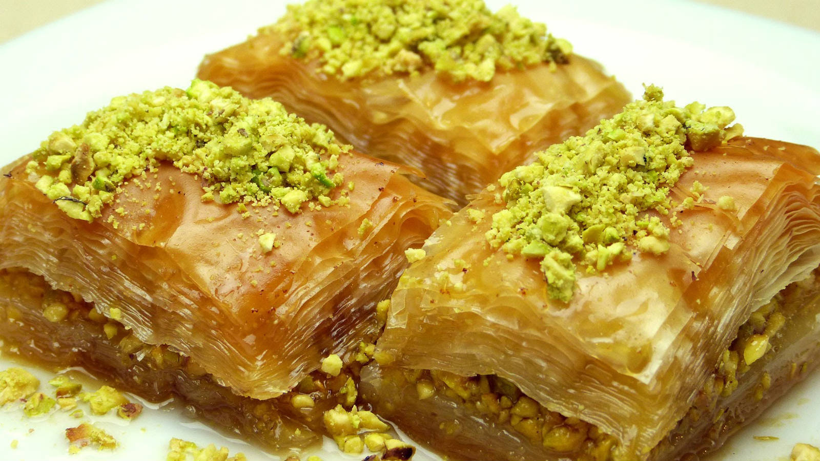 4. Baklava (Turkey)