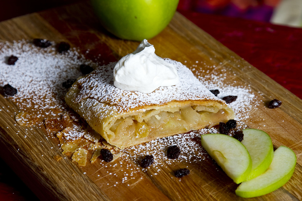 6. Apple Strudel (Austria)
