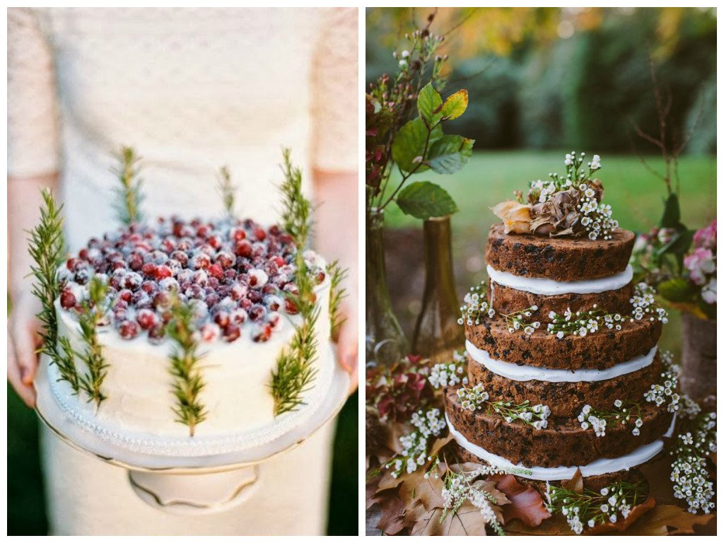 15 Alternative Wedding Cake Ideas