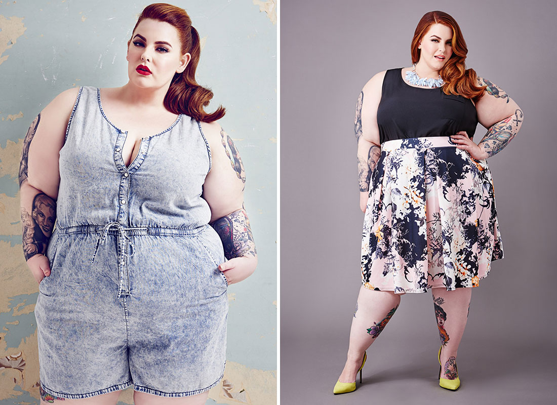 3. Tess Holliday