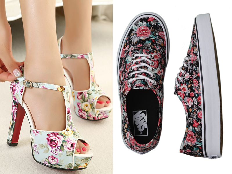 Say YES to the Prints (print outfits) This Summer