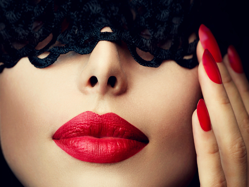 Red - 7 Best Lipstick Colors for Summer 2015