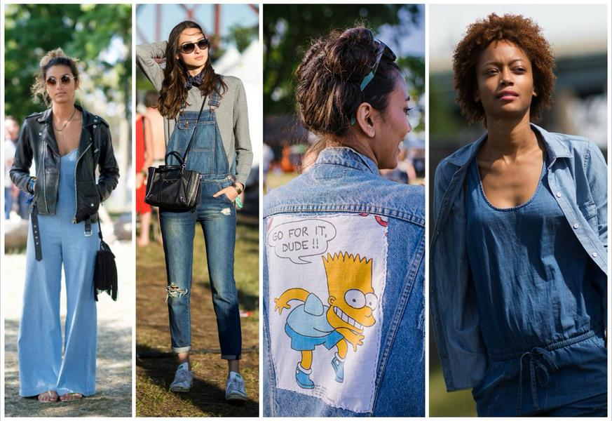 Best Street Style Looks at the Governors Ball 2015