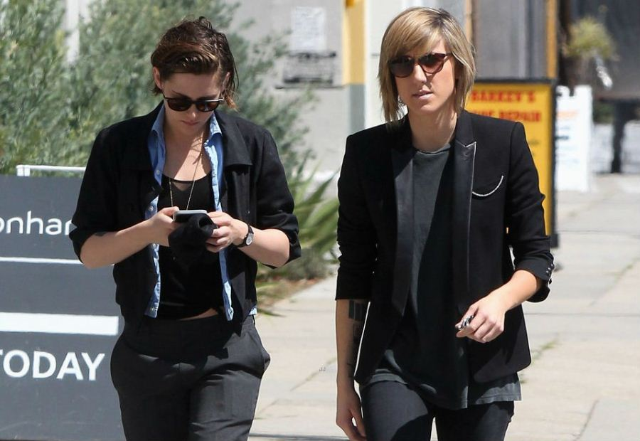 Kristen Stewart & Alicia Cargile Dating Rumours 2