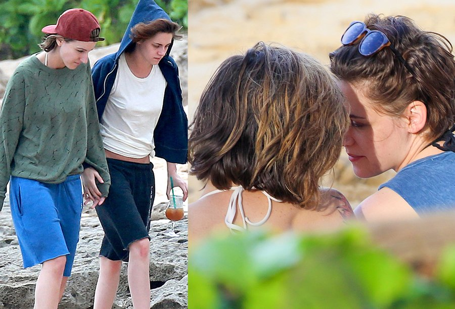 Kristen Stewart & Alicia Cargile Dating Rumours 4