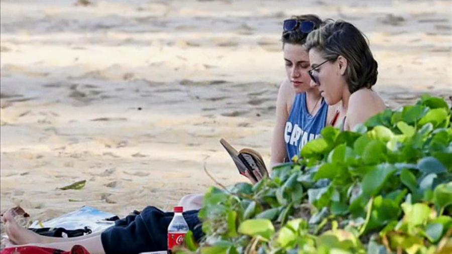 Kristen Stewart & Alicia Cargile Dating Rumours 5