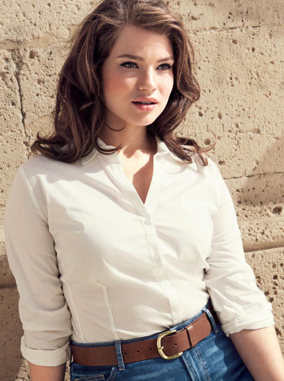 8 lindas modelos Plus Size #3   Her Beauty