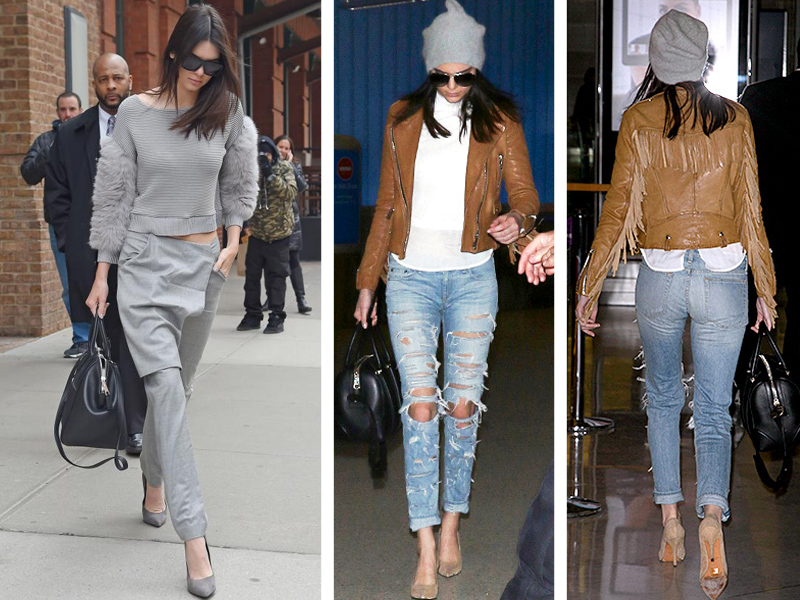 The New Hollywood Style Icon Kendall Jenner 10