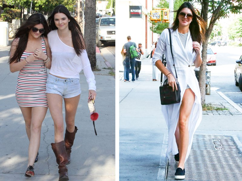 The New Hollywood Style Icon Kendall Jenner 8