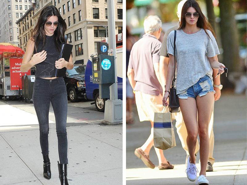 The New Hollywood Style Icon Kendall Jenner 9