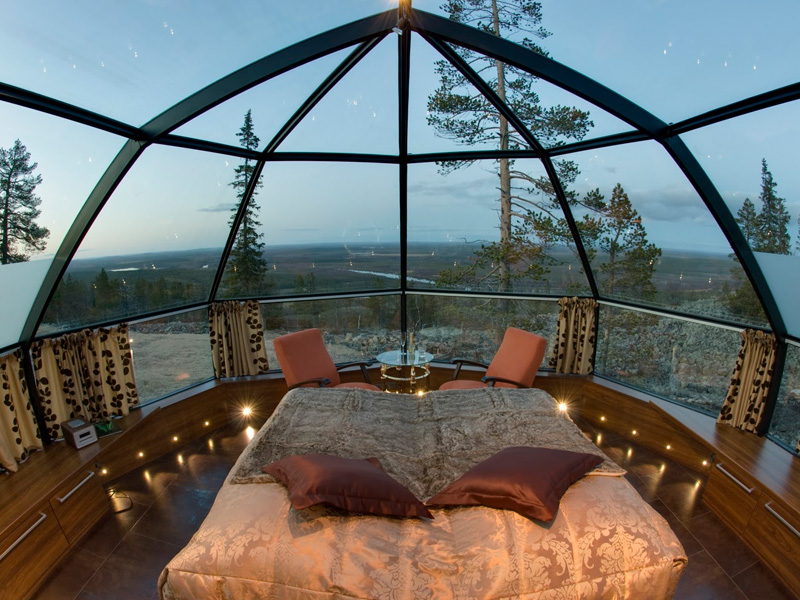 7 Most Amazing Unusual Hotels Around The World Part 1