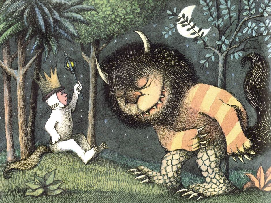1. Where the Wild Things Are