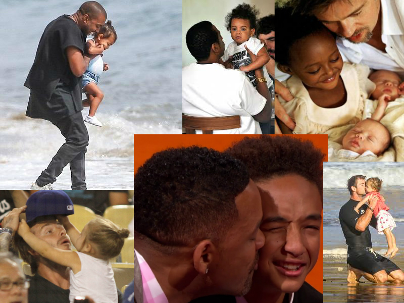10 Hollywood Perfect Dads