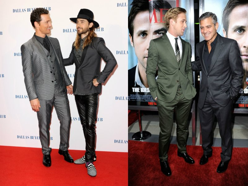 10 Most Stylish Hollywood Actors
