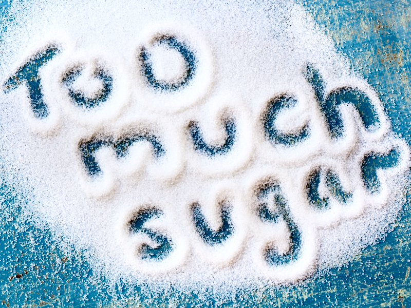 2. Increased Sugar Leads to Diabetes