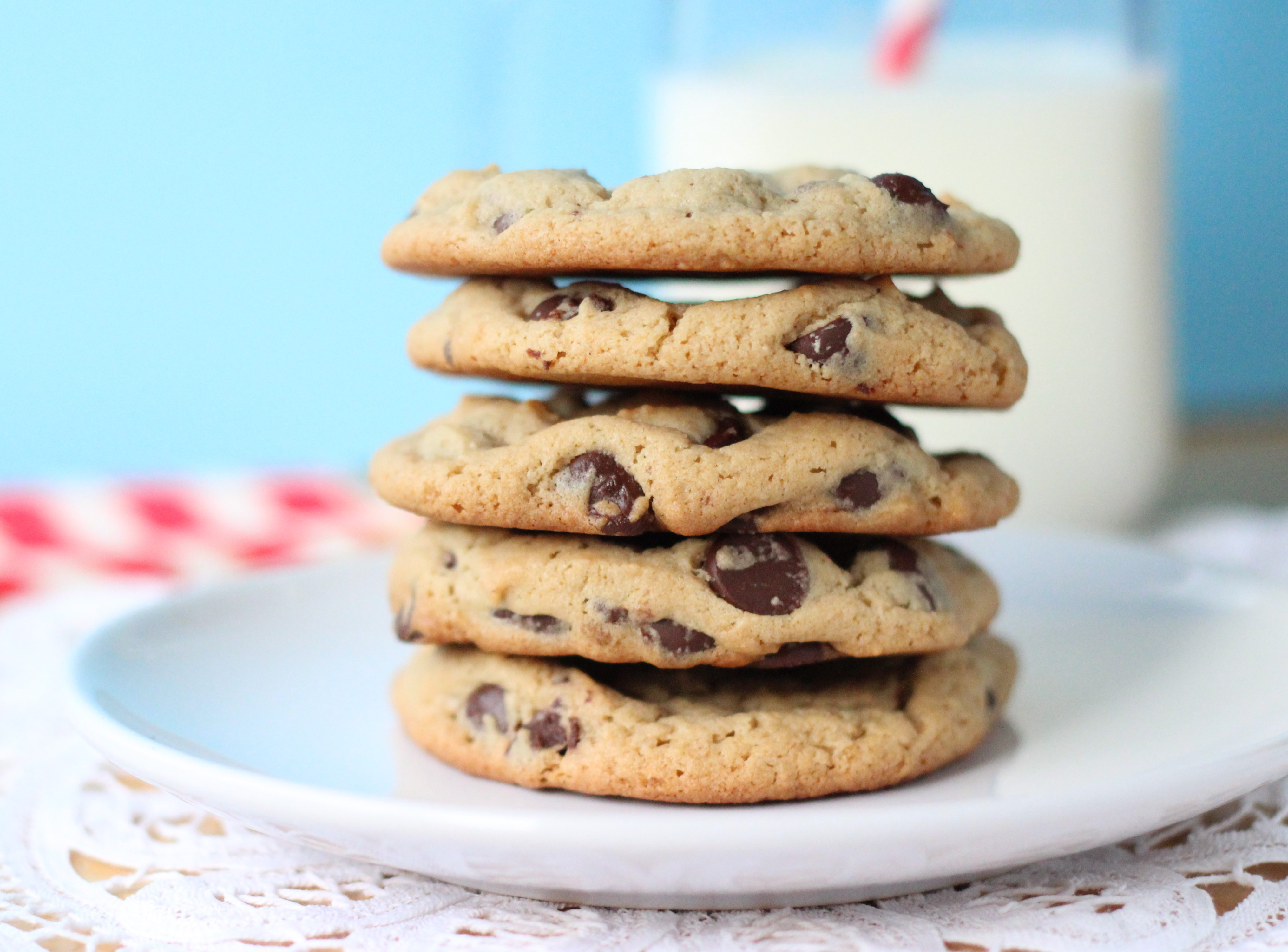 3. Chocolate Chip Cookies