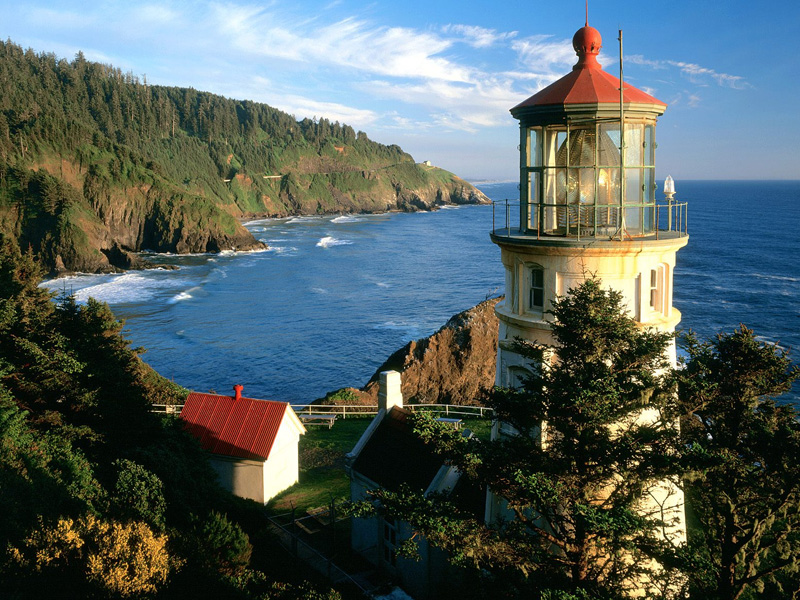 6) Heceta Head Lighthouse, Yachats, Oregon 2