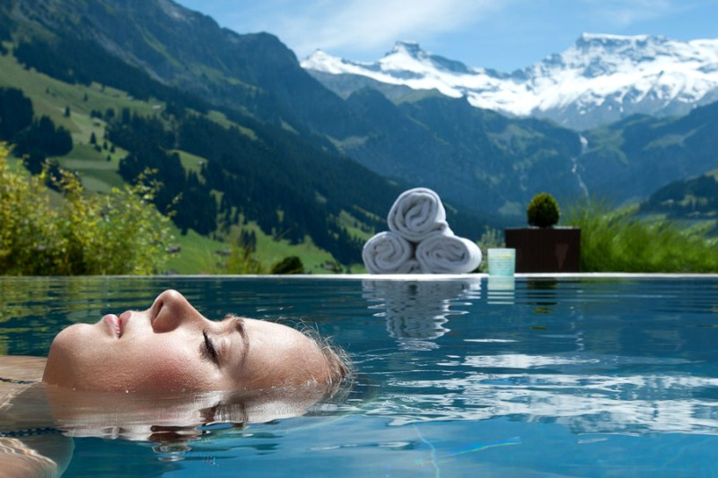 The Cambrian Hotel, Switzerland 2
