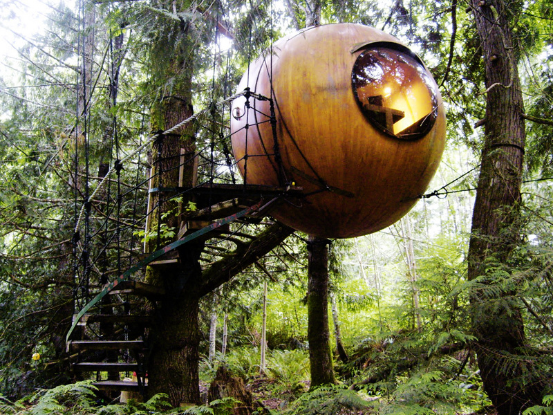 The Most Amazing (Unusual) Hotels Around the World 1