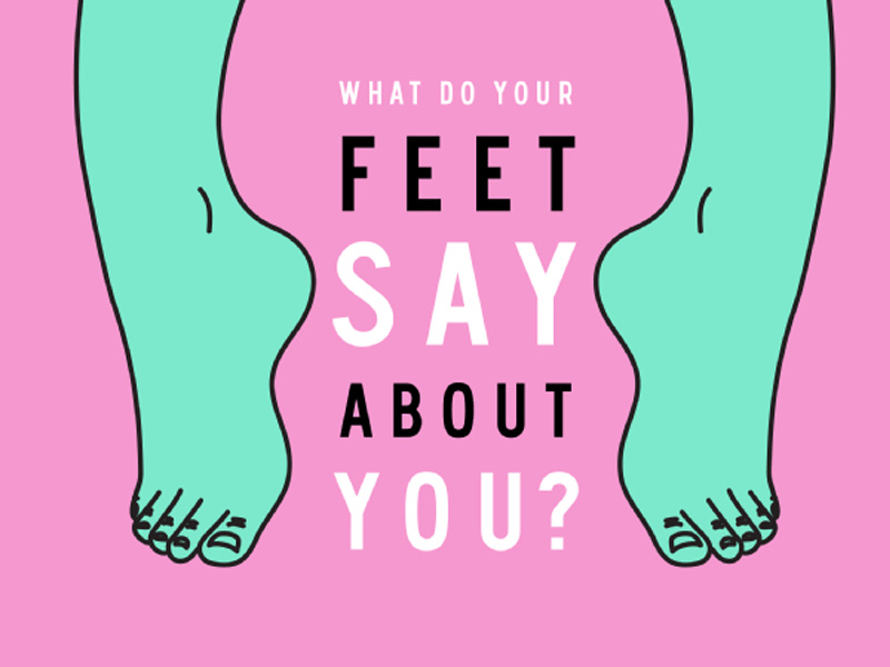What Your Feet Say About You... That's Actually Super Interesting! 2