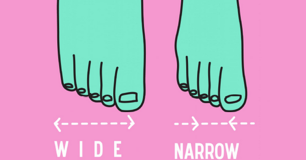 What Your Feet Say About You... That's Actually Super Interesting!
