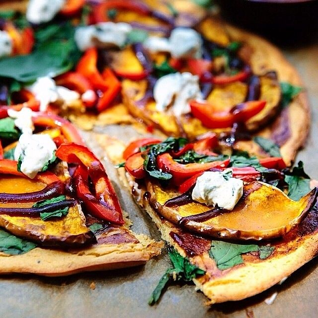 17 Tasty & Healthy Pizzas You're Missing Out On 2