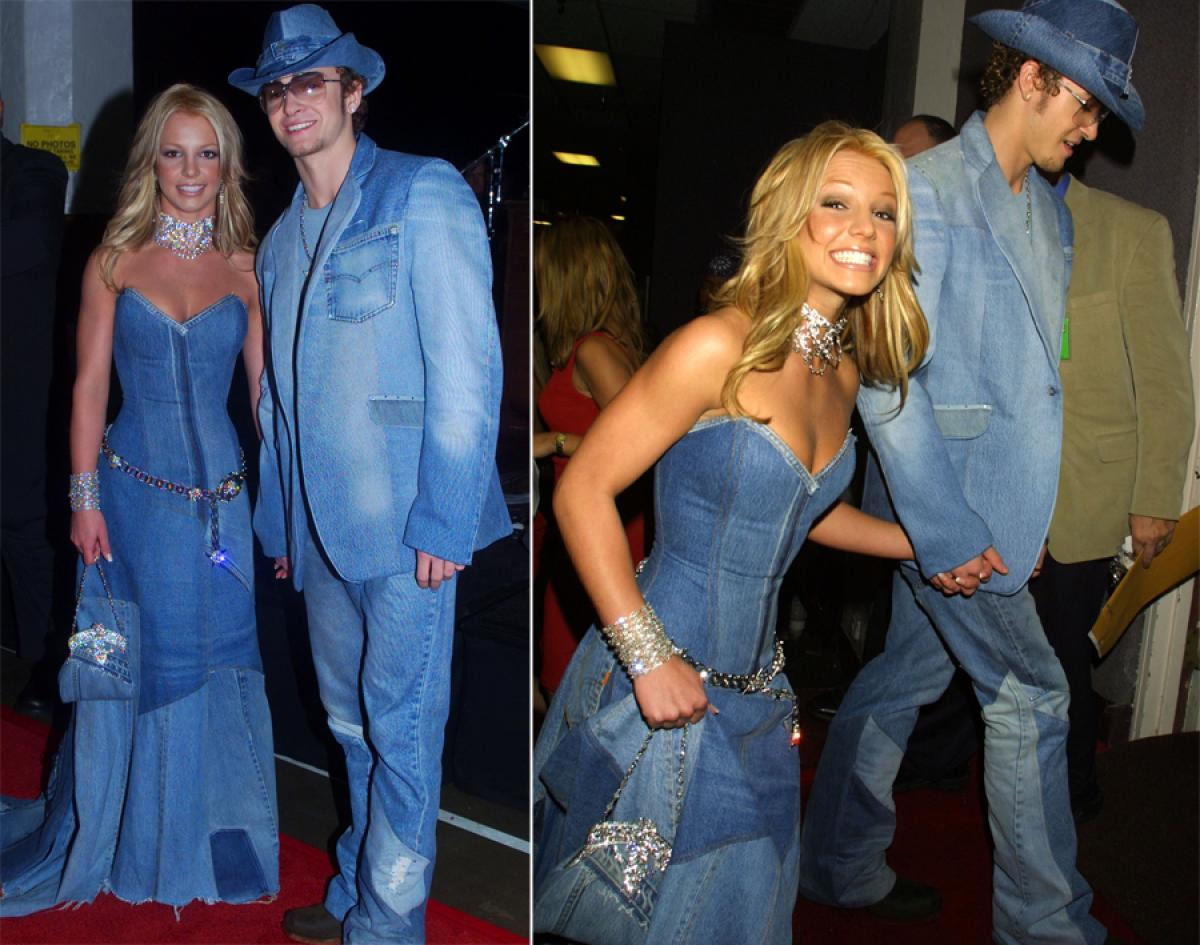 4. Double Denim