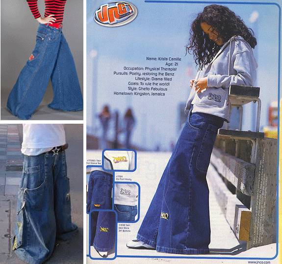 7. JNCO Jeans