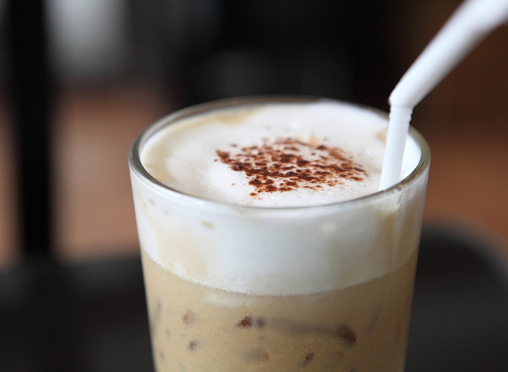 11. Cool Whip Frozen Coffee