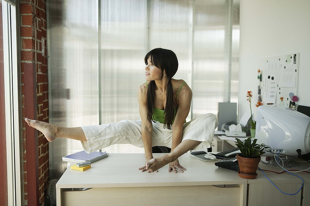 12 Easy Exercises You Can Do At The Office 1